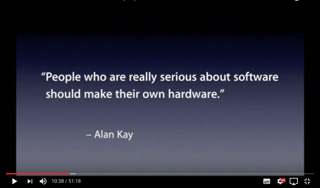 Alan Kay quote