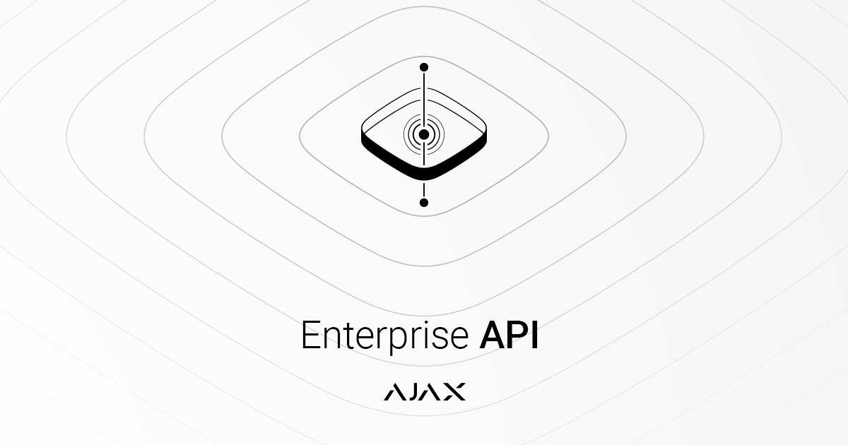 Ajax Enterprise API