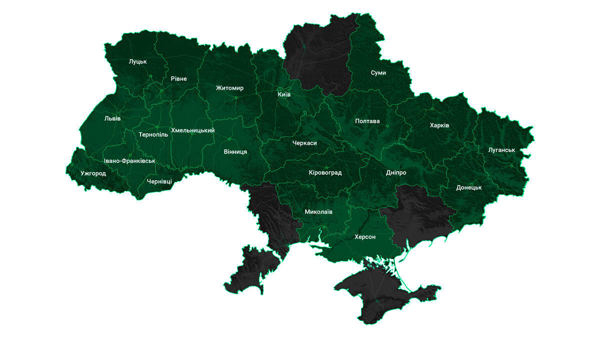 Ajax map
