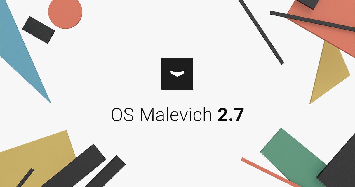 Malevich 2.7