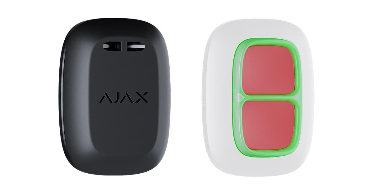 ajax doublebutton