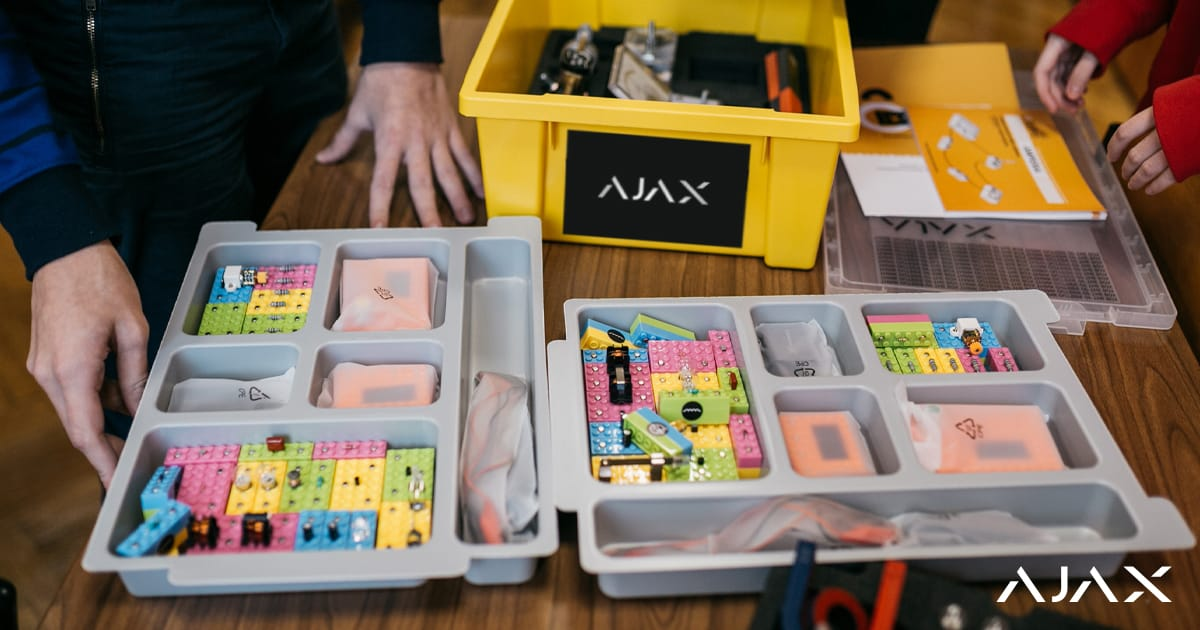 ajax systems 145 kiyv