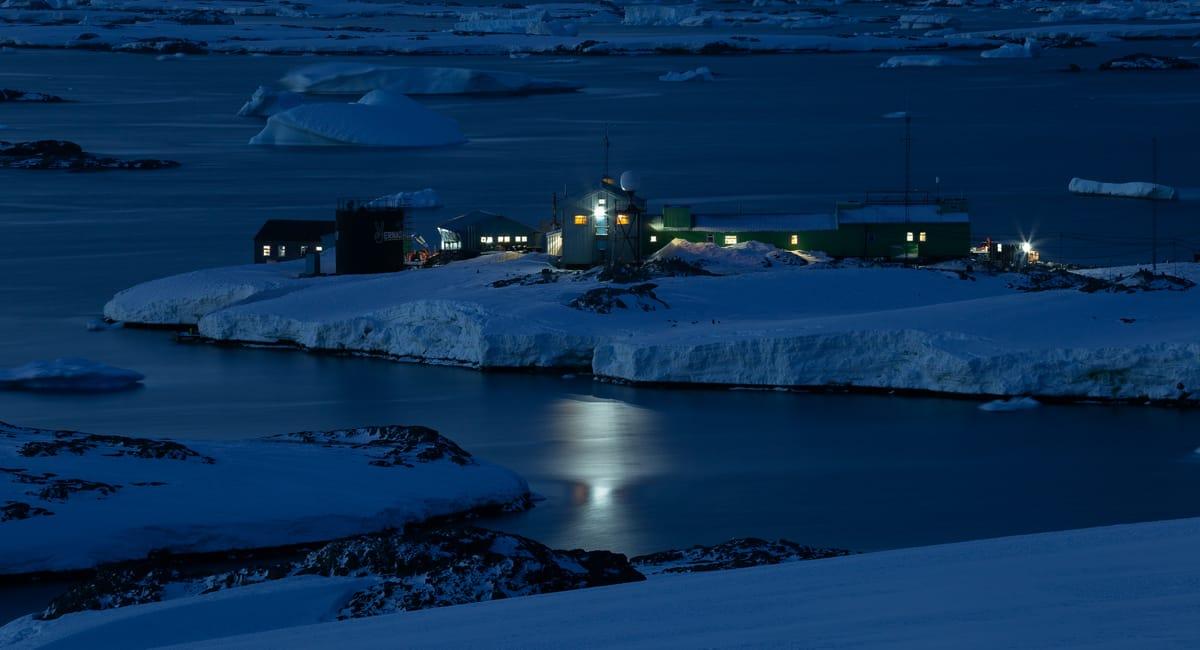 ajax protects antarctica